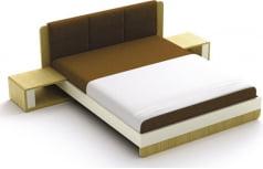 Łóżko 160 First