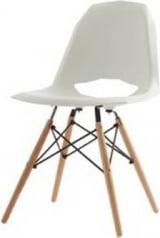 Krzesło białe Match Wood