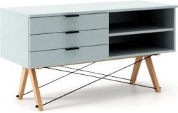 Szafka z trzema szufladami Sideboard TV II