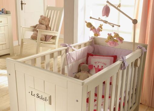 Jakie wybrać łóżeczko dla niemowlęcia?