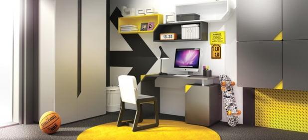Jak urządzić futurystyczny pokój dziecięcy?