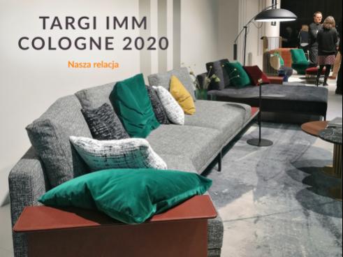 Targi Imm Cologne 2020 - nasza relacja