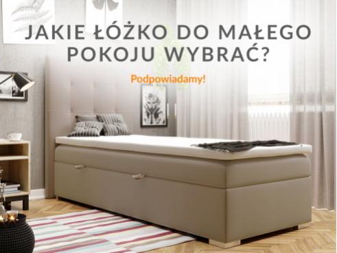Jakie łóżko do małego pokoju wybrać? Podpowiadamy!