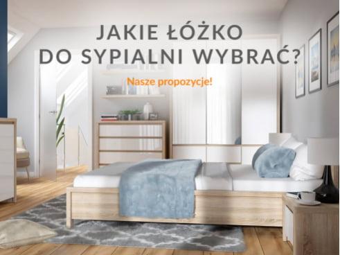 Jakie łóżko do sypialni wybrać? Nasze propozycje!