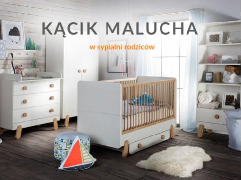 Kącik dziecka w sypialni rodziców! Meble dla niemowlaka - jakie wybrać?