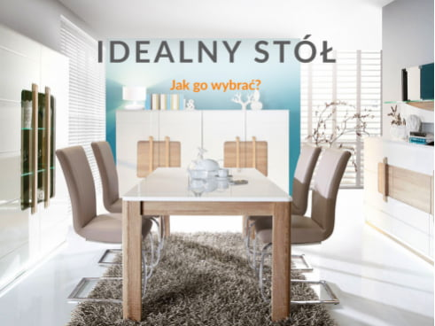 Jadalnia jak marzenie! Jak wybrać idealny stół?