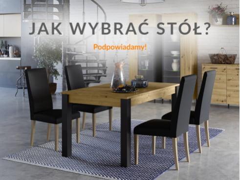 Jak wybrać stół?