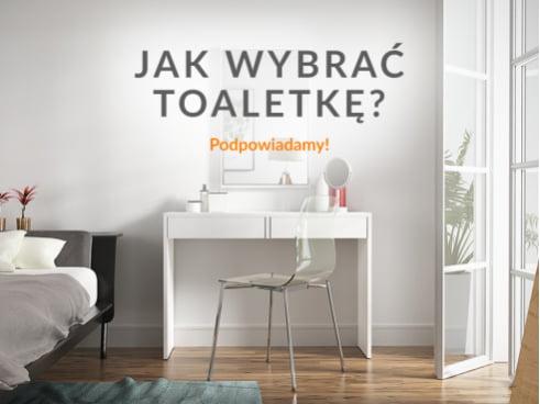Jak wybrać toaletkę do sypialni?