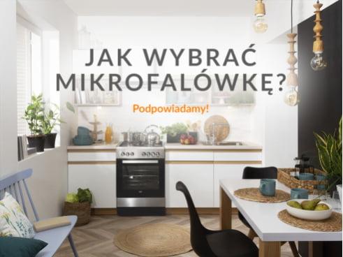 Jak wybrać mikrofalówkę?