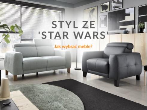 """Jak wybrać  krzesła inspirowane filmami """"Star Wars""""?"""