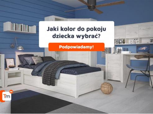 Jaki kolor do pokoju dziecka? Jak urządzić pokój dziecięcy?