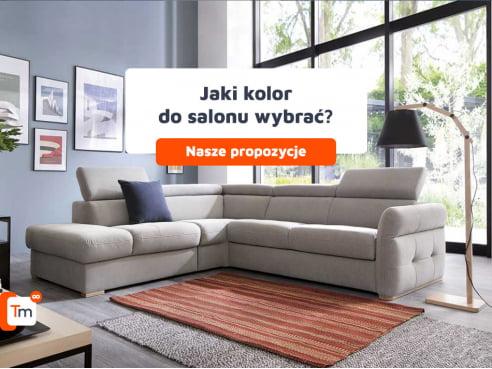 Jaki kolor do salonu wybrać?