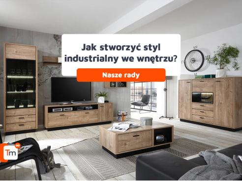 Jak stworzyć styl industrialny we wnętrzu?