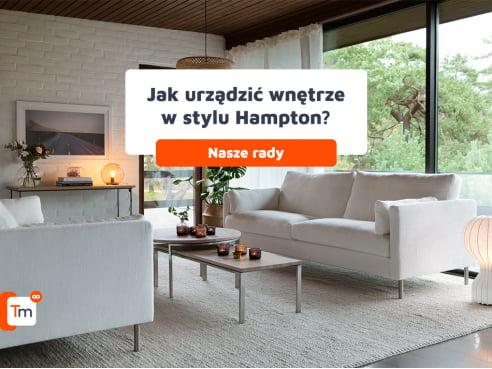 Jak urządzić wnętrze w stylu hampton?