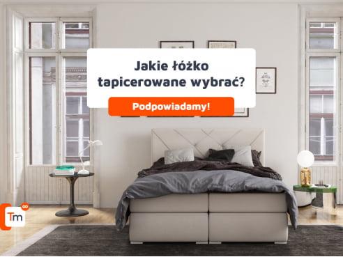 Jakie wybrać łóżko tapicerowane?