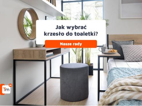 Jak wybrać krzesło dotoaletki?