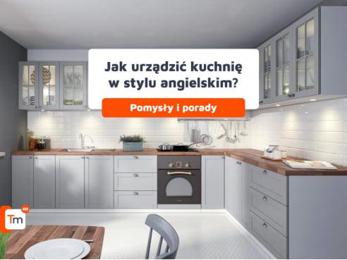 Jak urządzić kuchnię w stylu angielskim? Praktyczne porady