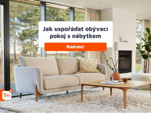 Jak uspořádat obývací pokoj s nábytkem