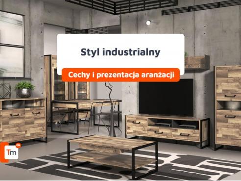 5 cech stylu industrialnego