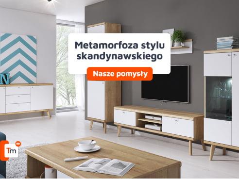 Styl skandynawski - jak odmienić skandynawskie wnętrze?