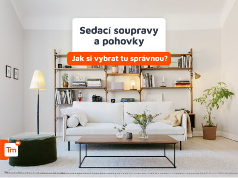 Sedací Soupravy A Pohovky: Kterou Vybrat?